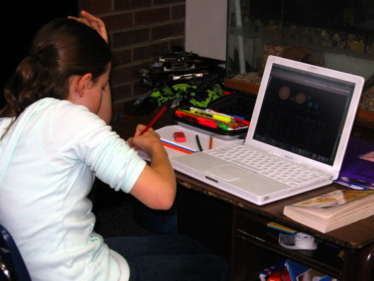 Laptop protection for younger users takes many forms, Julie Weed