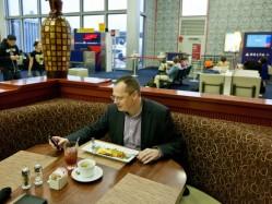 Eating Right Between Meetings, Julie Weed