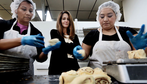 Bakery Owner Talks About Coping With Health Insurance Changes, Julie Weed