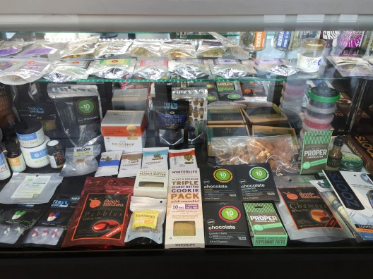Who Is Buying Legal Cannabis in Seattle Now?, Julie Weed