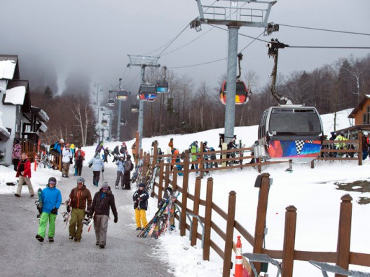 At Ski Resorts, Meetings Fill Rooms When Snow Is Scant, Julie Weed