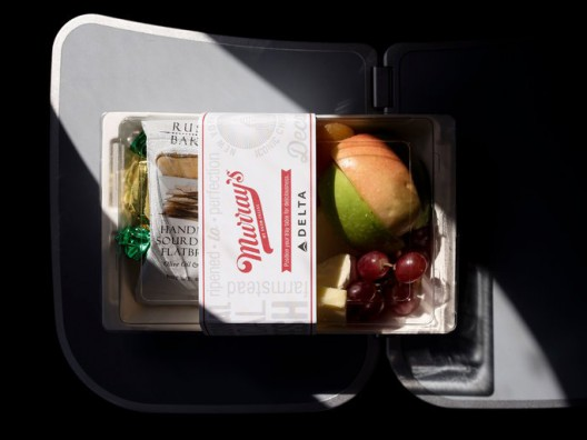 Free Meals Return to Some Airlines, Julie Weed
