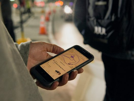 RideSharing Increase Airport Drive Crowding, Julie Weed
