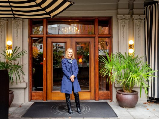 Independent Hotels Facing Challenges, Julie Weed