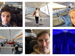 Empty Airport Selfies – The New Travel Document, Julie Weed