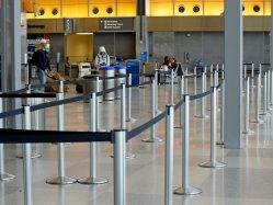 Smaller Airports Cancelling More Flights, Julie Weed