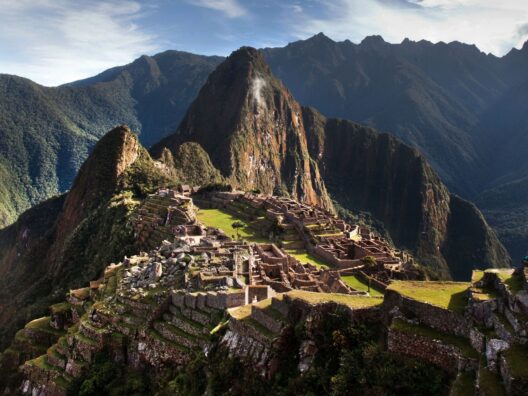 NYT PHOITO FOR BUCKET LIST TRAVEL ARTICLE, MACHU PIChU